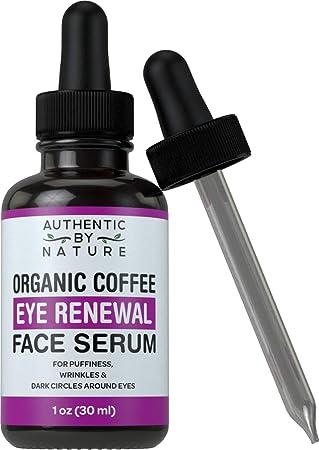 Amazon.com: Tratamiento de ojeras, cera de café orgánica ...
