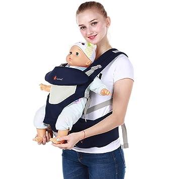 Babytragetuch Atmungsaktive 3D Mesh Baby Wrap Tragetuch für Babys Kleinkind