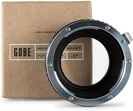 Compatible with Leica M Lens and Sony E Camera Body Gobe Lens Mount Adapter