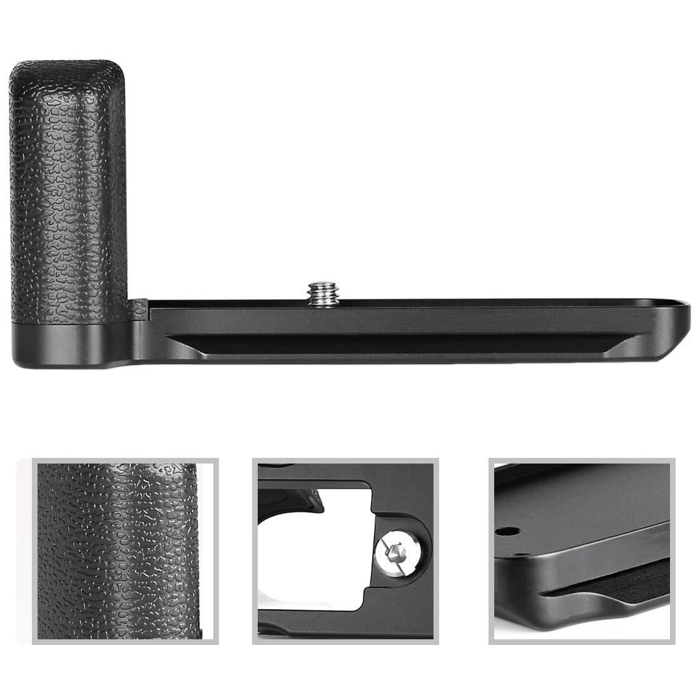 Meike MK-XE3G Impugnatura per fotocamera compatibile con Fujifilm X-E3 1 batteria NP-W126 sostituibile