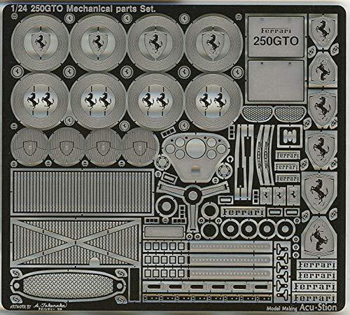 124 페라리 250GTO 기계 부품 세트 / 124 Ferrari 250GTO Mechanical Parts Set