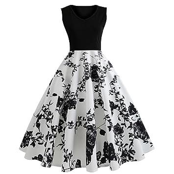 Vestido vintage para mujer, estilo Saihui 1950, estilo clásico, Rockabilly, retro,