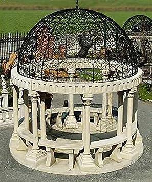 Pergola Hauser, carpa de jardín, Cenador, pergolen, piedra: Amazon.es: Jardín