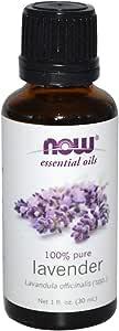 NOW Solutions Lavender Oil 1 oz 100% Pure