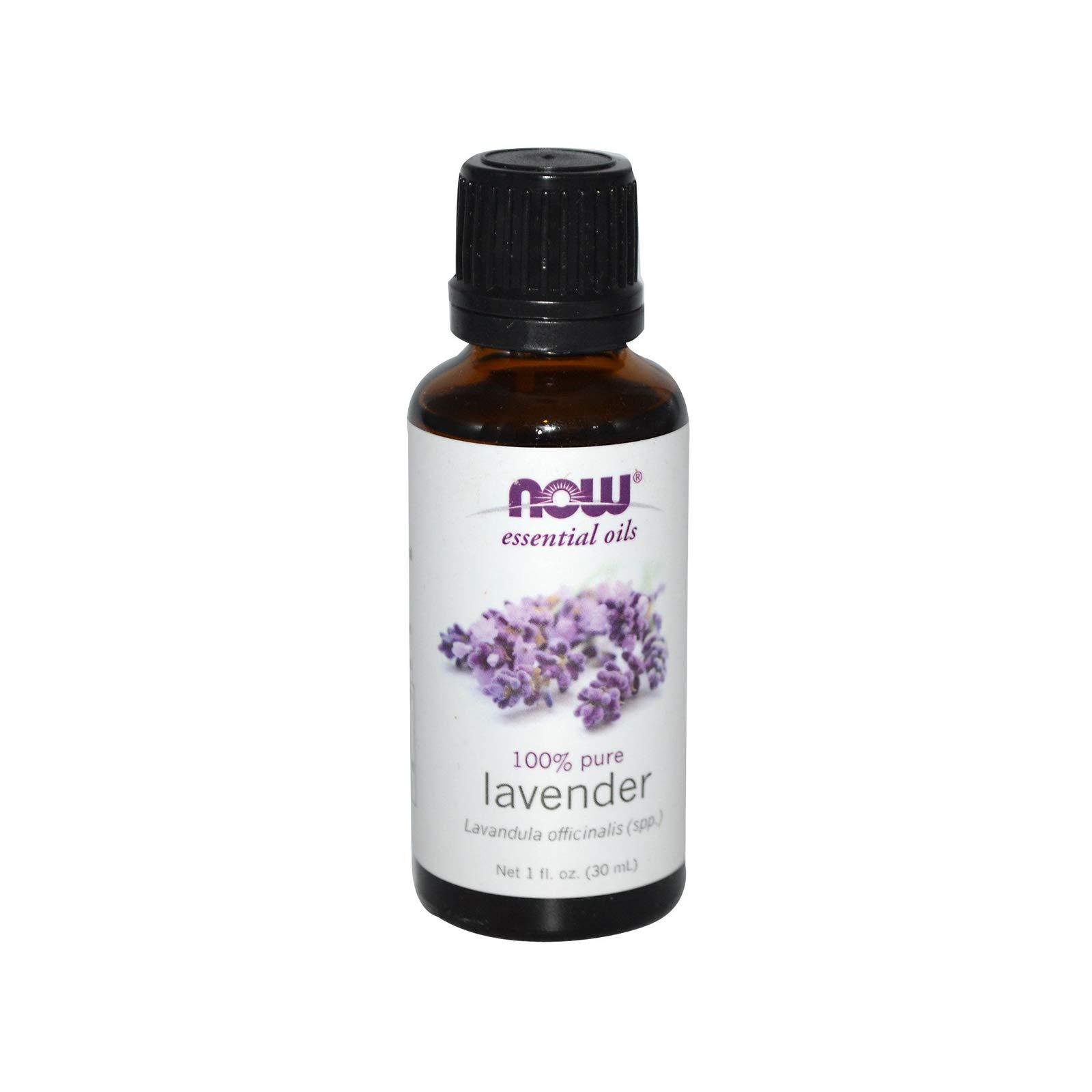 NOW, 100% Pure Lavendar Oil, 1 Oz