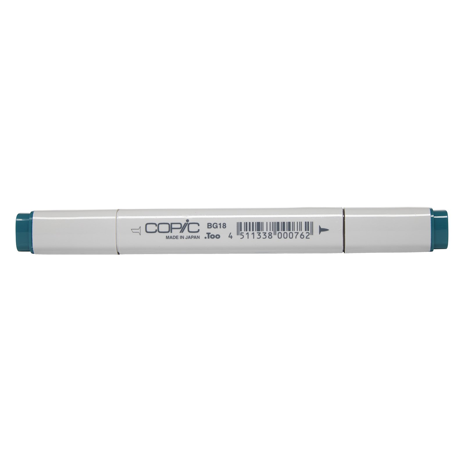 Copic Marker with Replaceable Nib, BG18-Copic, Teal Blue