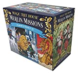 Magic Tree House Merlin Missions #1-25 Boxed Set (Magic Tree House (R) Merlin Mission)