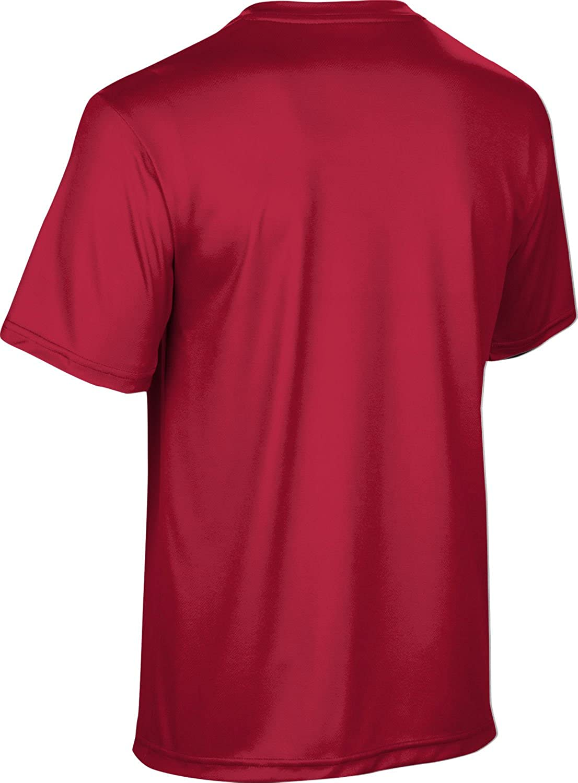 ProSphere Xavier University Valentines Day Mens Performance T-Shirt Heart