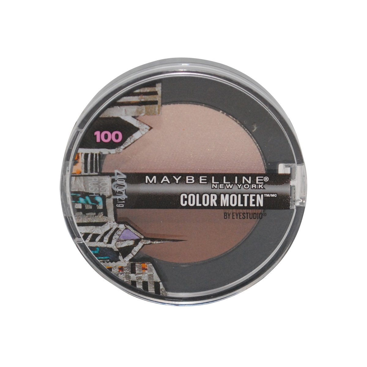 Maybelline New York Eye Studio Limited Edition Color Molten Cream Eye Shadow - 401 Rose Rush