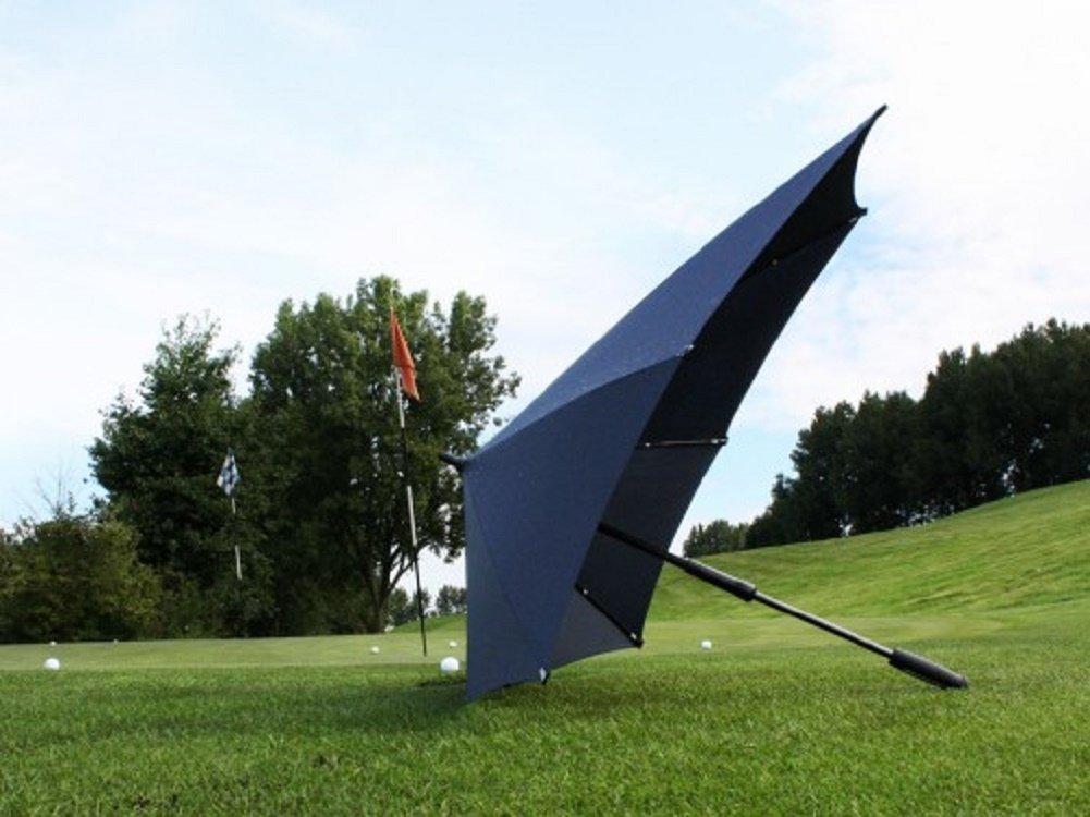 SENZ - Paraguas tradicional, color negro (pure black), talla XXL: Amazon.es: Deportes y aire libre