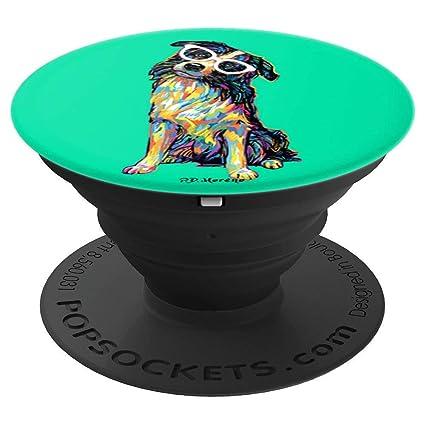 Amazon.com: Border Collie Dog Mobile Hipster - Gafas de sol ...
