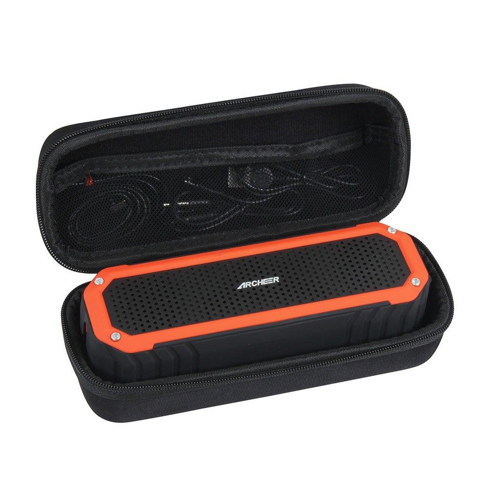 Hard EVA Travel Case for Archeer A226 Portable Bluetooth Speakers Outdoor Sport Shower Wireless Speaker by Hermitshell