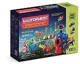 super magformers - Magformers Super Steam Set (297 Piece) Deluxe Set Magnetic Building Blocks, Educational Magnetic Tiles Kit, Magnetic Construction STEM Toy Set