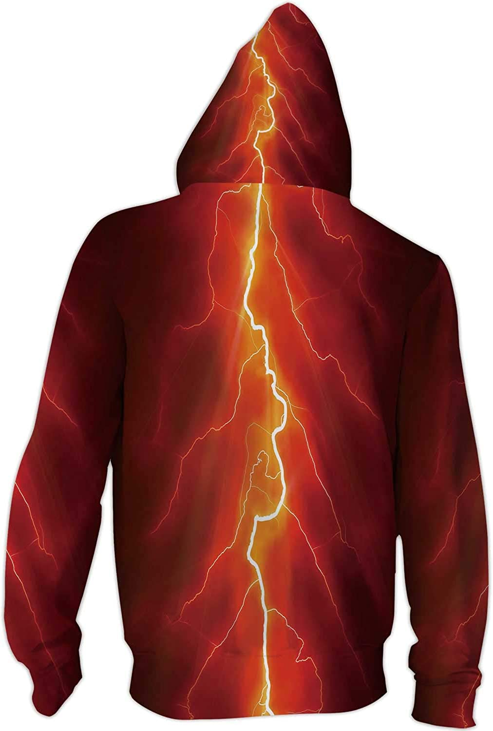 C COABALLA Architectural Abstract Sketch Sketch,Ladies Full Zip Fleece with Pocket Abstract S