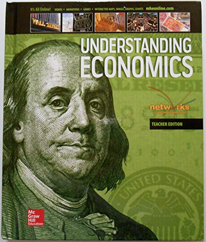 Networks Social Studies Understanding Economics Teacher Edition