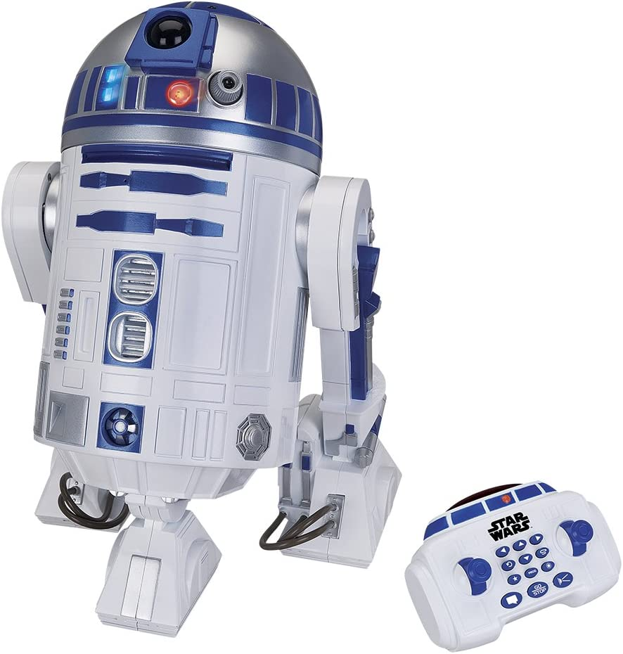 Star Wars - Robotic Secondary Hero Droid, 50,5 cm (Giochi Preziosi 13434)
