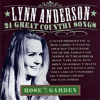 I Never Promised You A Rose Garden Lynn