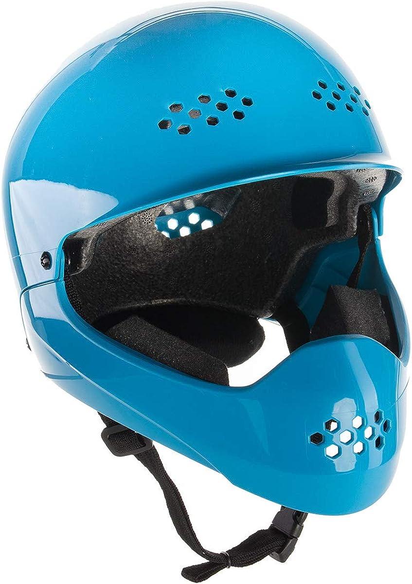 Children Bike Helmet Adjustable Detachable Full Face Helmet for Kids B4Y2