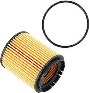 Engine Oil Filter,Car Engine Oil Filter 93175492 Replacement Fits for Chevrolet Captiva