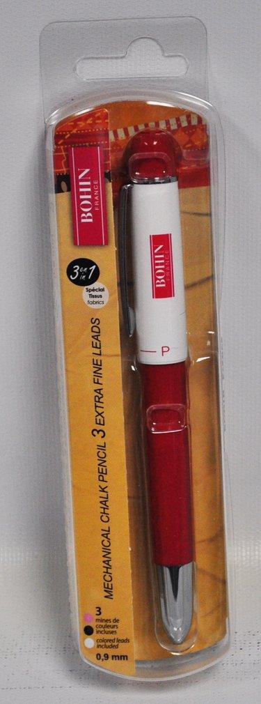 BOHIN Extra Fine Chalk Pencils 3 in 1
