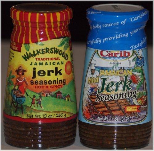 Seasoning Mild (Hot and Mild Jerk seasoning by Walkerswood)
