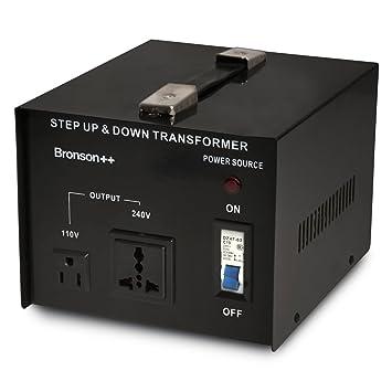 Bronson++ VT 3000 - 110 Volt Step Up: Amazon.de: Elektronik