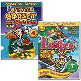 Inspector Gadget/Littles Christmas DVD 2 pack