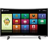 """Mitashi 80.01 cm (31.5"""") MiCE032v30 HS HD Ready CURVED Smart LED TV With 3 Years Warranty"""