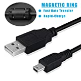 2Pcs Pack PS3 Controller Charger Charging Cable