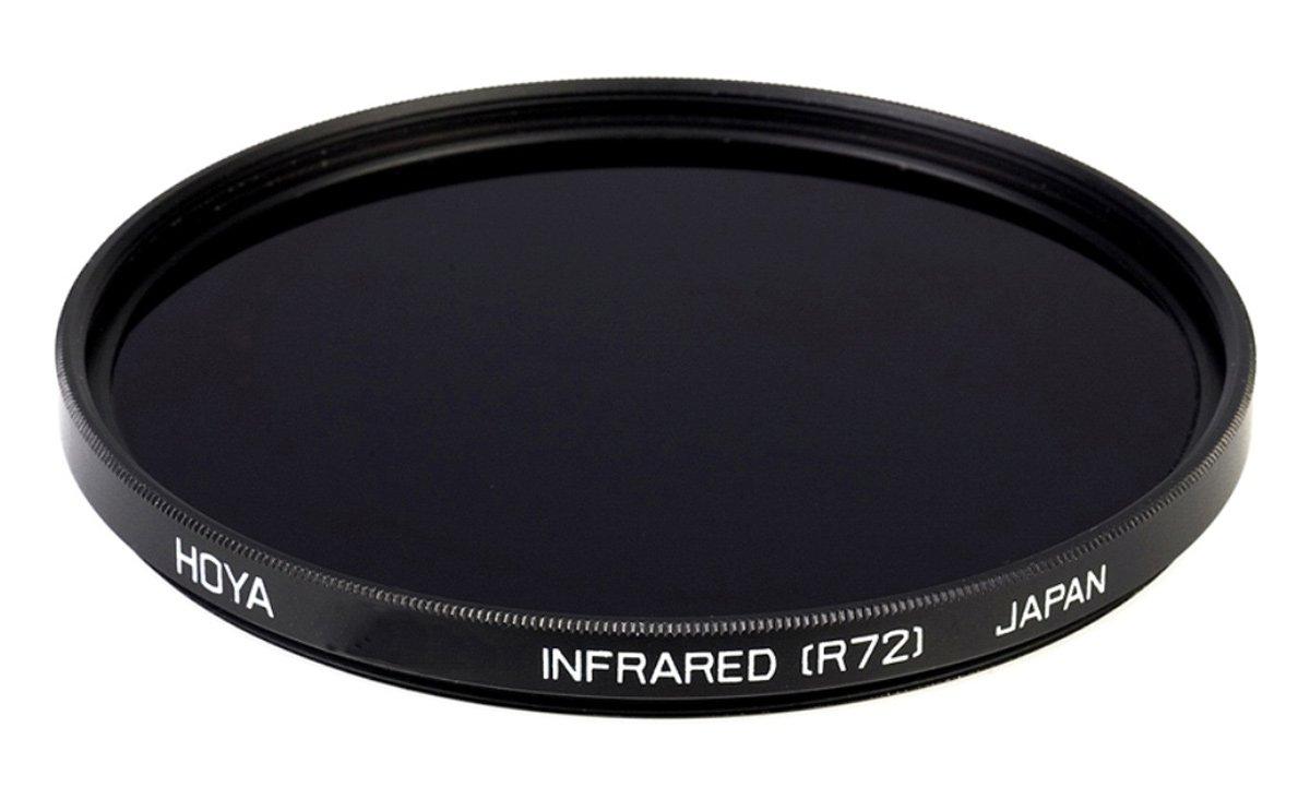 Hoya 52mm R72 Infrared Filter by Hoya