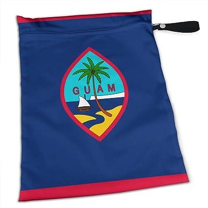 Amazon.com: NRDXQ American Guam - Bolsas para pañales de ...
