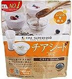 ファイン スーパーフード チアシード 増量版 300g n-3系脂肪酸 含有