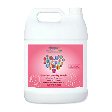 Zimmer Aufraumen 2x Power Laundry Liquid Detergent 5 Liters Ph Balanced With Fabric Conditioner And Fragrance Booster Removes Stains Yellowness Conditions And Softens Amazon In Health Personal Care