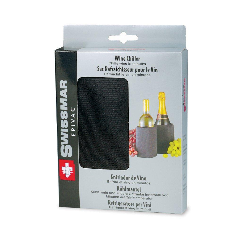 Swissmar Wine Chiller Sleeve, Black 73000