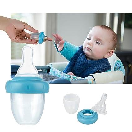 Dispensador de medicina para chupete de bebé: Amazon.es: Bebé