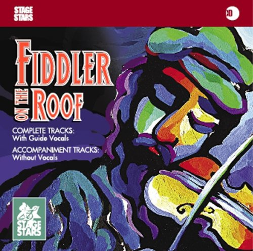 Fiddler On The Roof Cd Covers