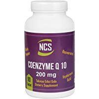 Ncs Coenzyme Q10 200 Mg 90 Tablet Koenzim