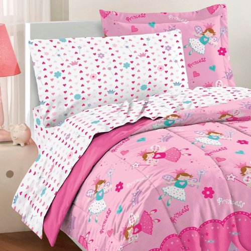 dream FACTORY Magical Princess Comforter Sets
