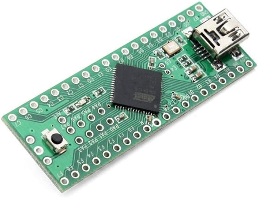 HDHUA Modification Accessories for Arduino ISP AT90USB1286 Teensy+ 2.0 Compatible USB AVR Development Board