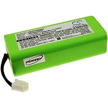 Batería para Robot Aspirador Philips FC8800 / FC8802 / Modelo NR49AA800P: Amazon.es: Electrónica