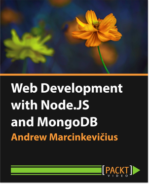 Web Development with Node.JS and MongoDB [Online Code]
