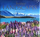 Scenic Landscapes 2018 Wall Calendar 16 Months