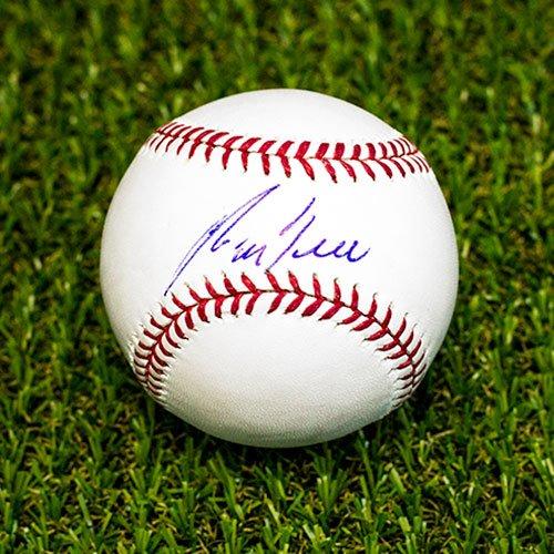 George Bell Autographed Rawlings League Baseball - Toronto Blue Jays A.J. Sports World