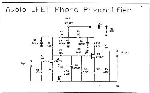 Amazon.com: FidgetFidget Audio JFET - Kit de preamplificador ...