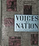 Voices of a Nation : A History of Media in the United States, Folkerts, Jean and Teeter, Dwight L., Jr., 0024190306