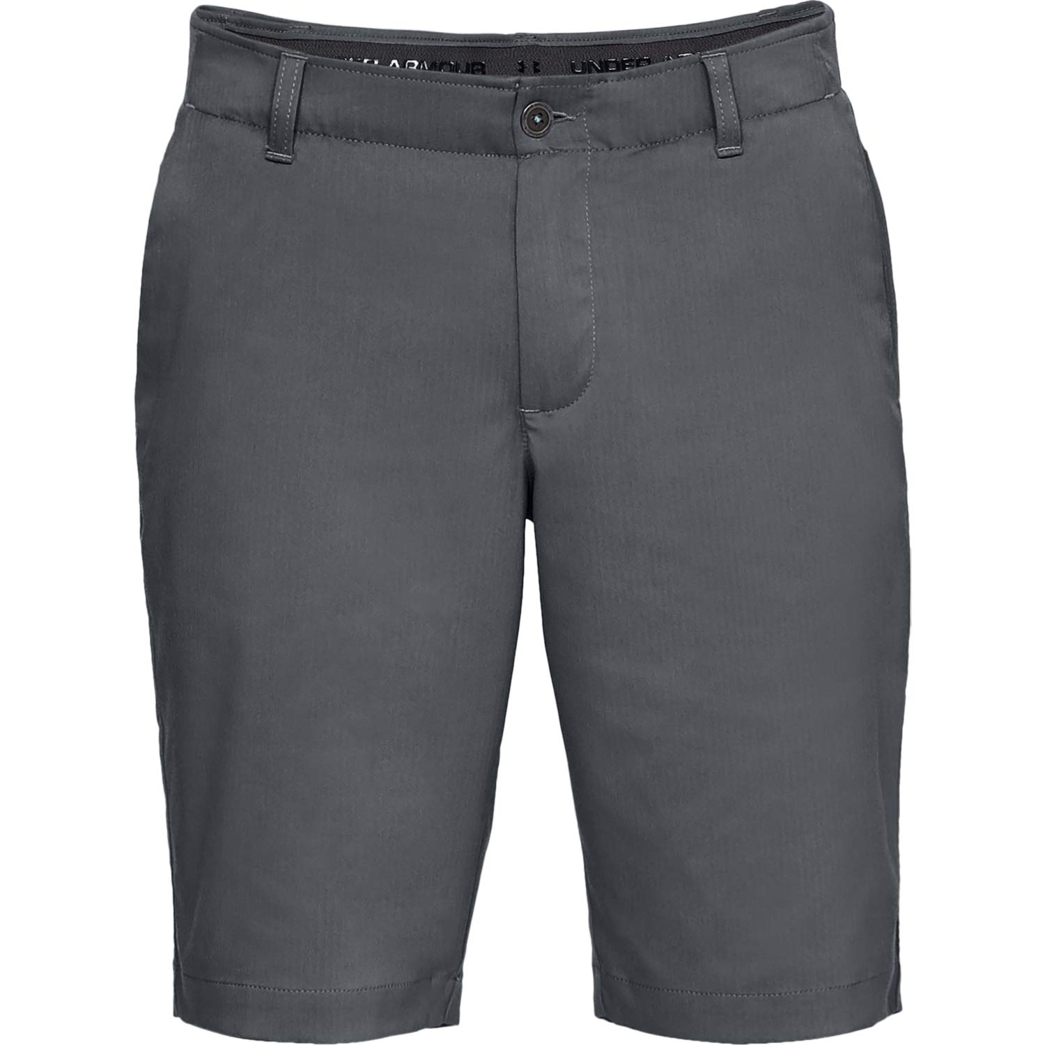 Under Armour Men's Showdown Tapered Golf Shorts, (012)/Pitch Gray, 34 by Under Armour