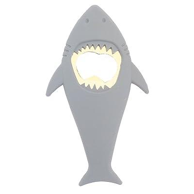 Bella Vita ABO Grey Shark Bottle Opener : Garden & Outdoor