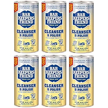 Bar Keepers Friend Removes Rust Gold 15 Oz