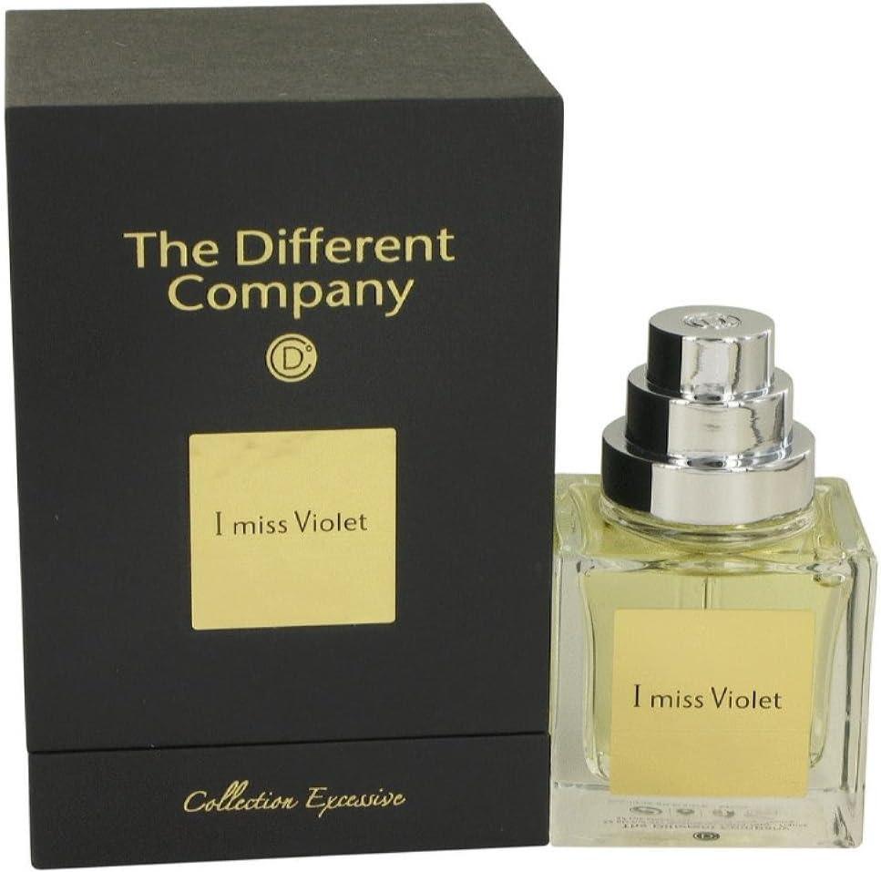 The Different Company I miss Violet (ザ ディファレント カンパニー アイ ミス バイオレット) 1.7 oz (50ml) EDP Spray for Women