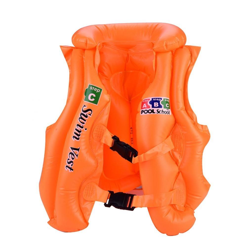 vgeby子供ライフジャケット、大人用Life SavingジャケットAid浮力Waistcoatボート釣り製カヤックSailingダイビング水泳用  S B07DQSNRXR